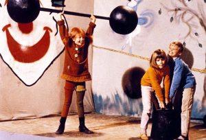 Jag ska bli lika stark som Pippi - helst